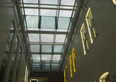 Glazing Cork City Courthouse