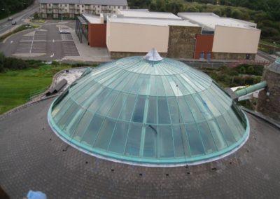 Glazing Tralee Aqua Dome