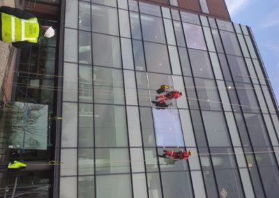 Glazing Vodafone HQ Dublin